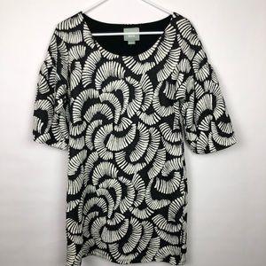 Anthropologie Maeve Windfall Dress